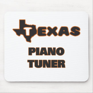 Texas Piano Tuner Mouse Pad