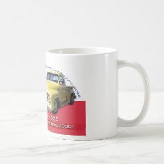 Texas Pick-Up Coffee Mugs