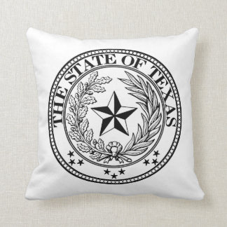 Texas Pillows Seal