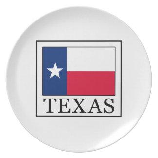Texas Plates