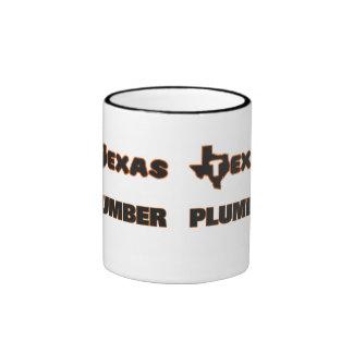 Texas Plumber Ringer Mug