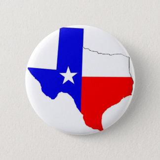 Texas Pride 6 Cm Round Badge