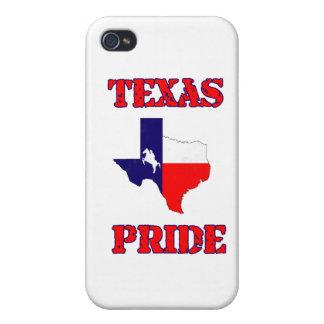 Texas pride case (iPhone 4) iPhone 4 Cases