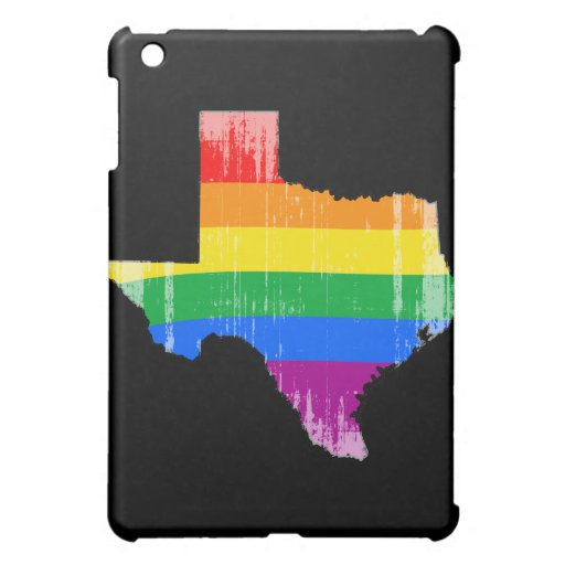 TEXAS PRIDE - DISTRESSED -.png Cover For The iPad Mini