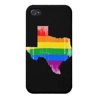 TEXAS PRIDE - DISTRESSED - png Cover For iPhone 4