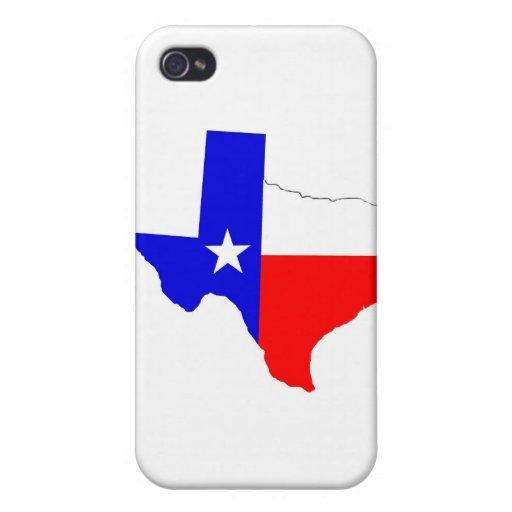 Texas Pride iPhone 4/4S Case
