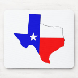 Texas Pride Mouse Mat
