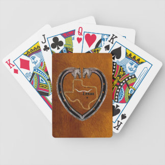 Texas Pride Poker Deck