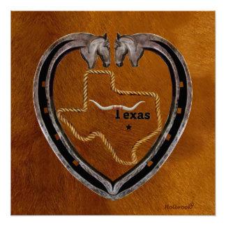 Texas Pride Poster