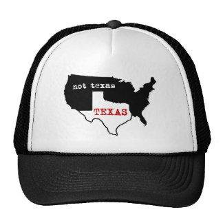 Texas Pride! Texas / Not Texas Cap