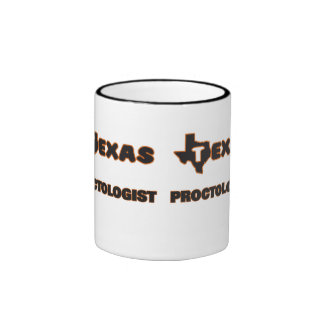 Texas Proctologist Ringer Coffee Mug