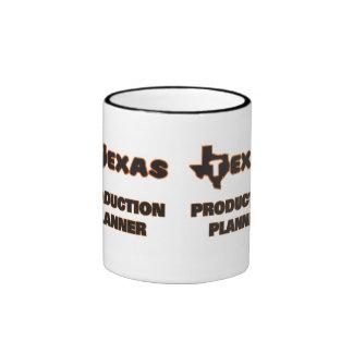 Texas Production Planner Ringer Coffee Mug