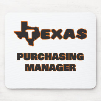 Texas Purchasing Manager Mouse Pad