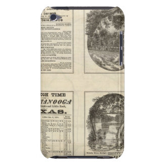 Texas Railroad 2 iPod Case-Mate Cases