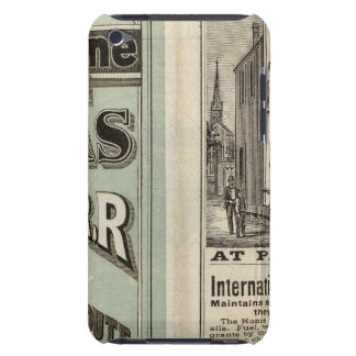Texas Railroad iPod Touch Case-Mate Case