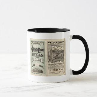 Texas Railroad Mug