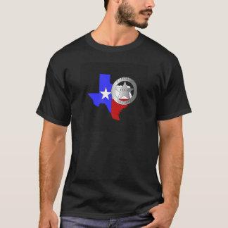 Texas Ranger Badge Tea Party T-Shirt