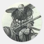Texas Ranger Sticker