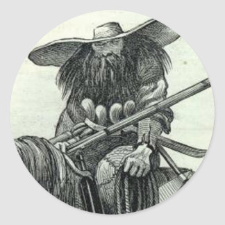 Texas Ranger Sticker
