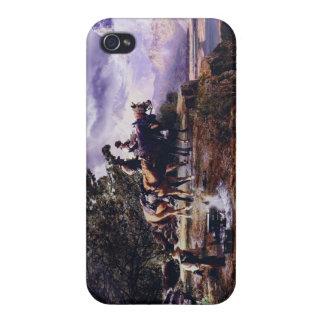Texas Rangers iPhone 4 Cases