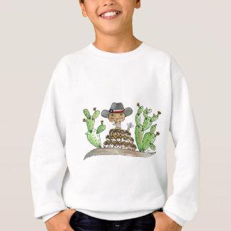 Texas Rattlesnake Sweatshirt