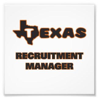 Texas Recruitment Manager Photo