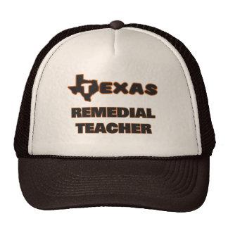Texas Remedial Teacher Trucker Hat