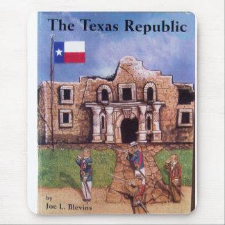 Texas Republic Mouse Pad