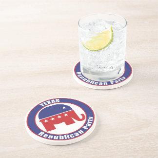Texas Republican Party Coaster