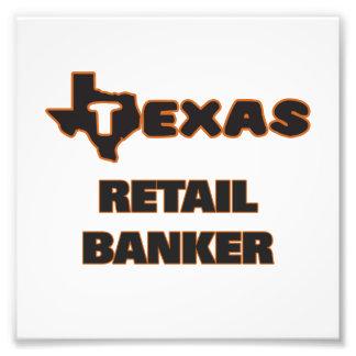 Texas Retail Banker Art Photo