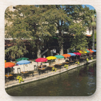 Texas, Riverwalk, dining on river's edge Coaster
