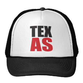 TEXAS Rocks! State Spirit Gifts and Apparel Trucker Hat
