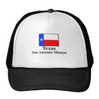 Texas San Antonio Mission Hat