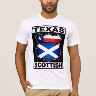 Texas Scottish American T-Shirt