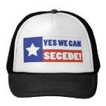 Texas Secede Cap