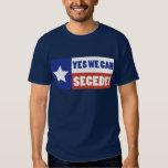 Texas Secede T-shirts