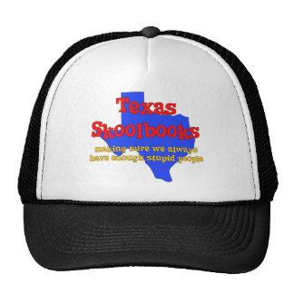 Texas Skoolbooks Mesh Hats