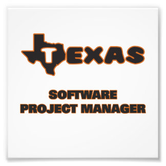 Texas Software Project Manager Photograph