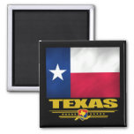 Texas (SP) Square Magnet