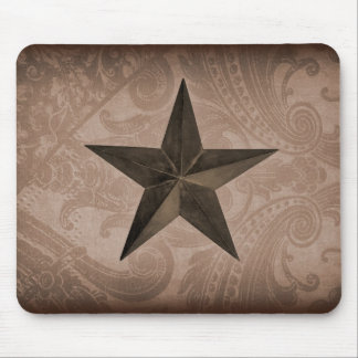 Texas Star Mouse Mat