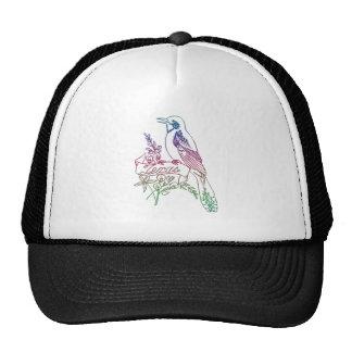 Texas State Bird - The Mockingbird Hats