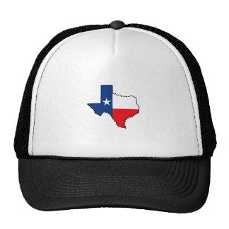 TEXAS STATE TRUCKER HAT