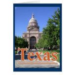 Texas State Capitol Building-Photography Greeting Cards