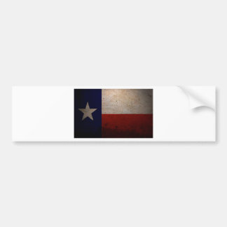 Texas State Flag Bumper Stickers