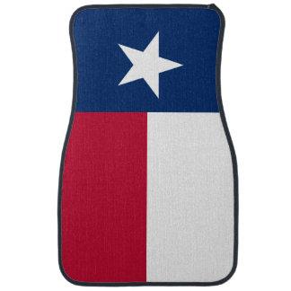 Texas State Flag Car Mat