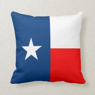 Texas State Flag Cushion