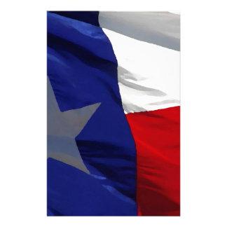 Texas State Flag Customised Stationery