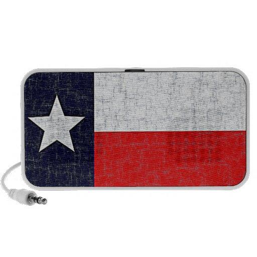 TEXAS STATE FLAG Doodle Speaker