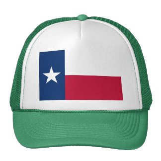Texas State Flag Mesh Hat