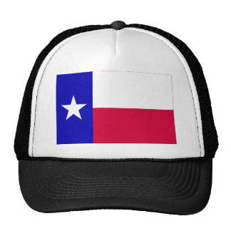 Texas State Flag Trucker Hats